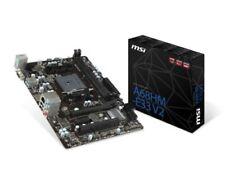 Placas base de ordenador MSI microatx 2 ranuras de memoria