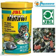 JBL NovoMalawi 160g Cichlid Flake Fish Tank Food Novo Malawi Aquarium