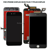 Touch Screen For iPhone 6/7/8Plus LCD Digitizer Display Assembly Replacement Lot