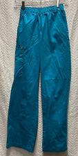 WonderWink Green Aquamarine Size Xs Style 501 Scrub Pants