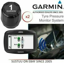 Garmin Tyre Pressure Sensor Monitor System x2│For Zumo 590LM-595LM GPS Sat Nav