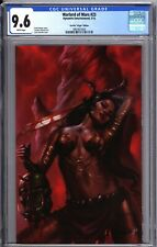 WARLORD OF MARS 23 LUCIO PARRILLO VIRGIN DYNAMITE 2013 CGC 9.6 ONLY GRADED COPY