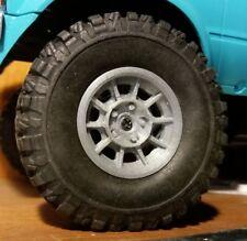 Custom WPL Vector Wheels C14 C24 RC 1/16 Crawler Vintage General Lee JJRC
