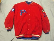 NLBM Phila Stars Jacket Headgear Size 2XL Pre-Owned + Size 8 Fitted Cap NWT!!