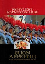 Anrig ua, Päpstliche Schweizergarde, Rezepte Geschichten prominente Porträts '14