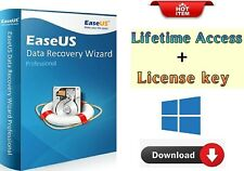 EaseUS Data Recovery Wizard software v13.2 Latest Pro Full version License Key