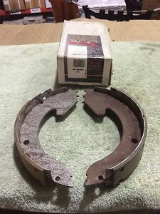RAYBESTOS HAYES 761-5000HA Electric Trailer Brake Shoes 12 x 2 FREE SHIPPING!