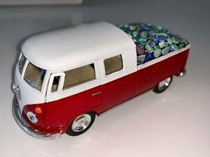 Iconic 60s Volkswagen Model Bus- Loaded with Real Opal !