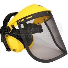 OREGON Gesichtsschutz f. Motorsense Gehörschutz Maschenvisier Netzvisier 515061