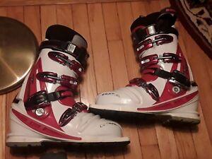 Scarpa T-Race Telemark Ski Boots Size 10*