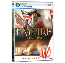 Empire Total War Multiplayer RTS PC Strategy Game & 1st Class Post