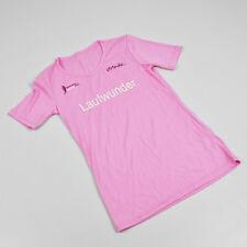 """Laufshirt """"Laufwunder"""" Vivanda - Women's Run 2012 - Rosa - Pink - Größe M"""