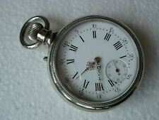 watch just full serviced perfect working Charles Lardet pat. by Patek &Co pocket