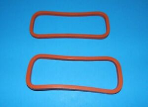 New Engine Side Cover Gasket Set for All MGA & MGB MG Midget Sprite Rubber