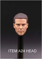 "1/6 Scale Man Head Sculpt Battleship A-24 Fit for 12"" Male Action Figure Body"