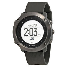 Suunto Traverse Graphite Mens Navigation Watch SS022226000