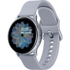 Samsung R820 Galaxy Watch Active 2 44mm cloud silver Smartwatch Fitnessuhr