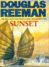 Sunset By  Douglas Reeman. 9780330340243