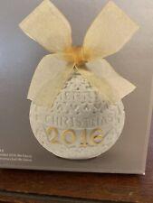 Lladro Christmas Ball Ornament 2016
