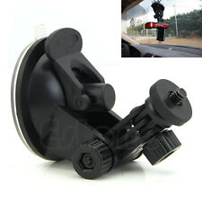 Suction Cup Flexible Tripod Mount Holder For DV Camera Car Windows Glass Stand