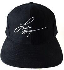 Lorrie Morgan Signature Logo Snapback Cap Hat Black White Country Music