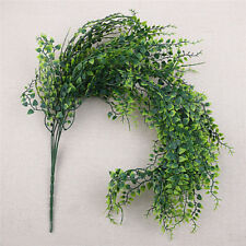 Artificial Hanging Plant Vines PVC Leaves Greenery Home Wall Decoration 80cm Hot