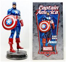 Bowen Designs Marvel Captain America Avengers Version Statue Signed Randy Bowen