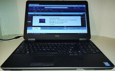 New ListingDell Latitude E6540 laptop - Windows 10 - Intel i7 - Amd Radeon 2 Gb