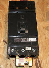 Square D 150 Amp I-Line Circuit Breaker Kab36150 Black Face 3 Phase 600 Volt