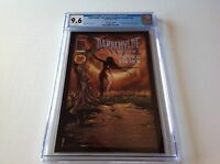 DARKCHYLDE LEGACY SUMMER PREVIEW NN CGC 9.6 DYNAMIC FORCES WIZARD WORLD VARIANT
