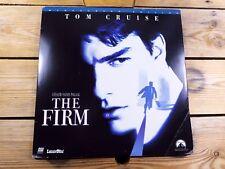 The Firm La Firme LASERDISC LD NTSC Tom Cruise 1993