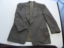 ARMANI MEN  BLAZER  MADE IN ITALY  38S,   close to military  greensih color