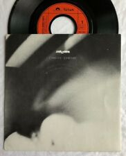 """THE CURE -Charlotte Sometimes- Rare French 7"""" +Picture Sleeve (Vinyl Record)"""