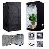 Hydroponics Grow Tent 100% Reflective Mylar Non Toxic Plant Indoor Room Box Tent