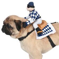Dog Halloween Costume Show Jockey Pet Dog Harness Zack & Zoey new in package