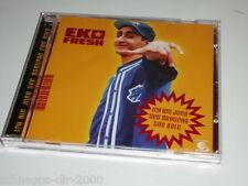 EKO FRESH ICH BIN JUNG UND BRAUCHE DAS GELD CD ALBUM MIT HASS MICH - ZEIG DICH