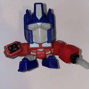 McDonald's Happy Meal Toy Transformers 2018 #3 Optimus Prime