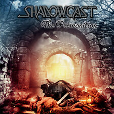 SHADOWCAST-The Premonition CD Queensryche, Fates Warning, Heir Apparent, Private
