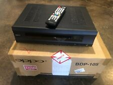 Oppo BDP-105 3D Blu-Ray Player Fantastic Condition