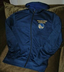 Golden State Warriors hoodie sweatshirt men's MEDIUM NEW with tags NBA FLEECE