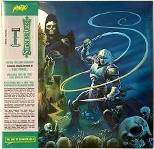 Castlevania II Simon's Quest [Green Vinyl] New Record Album [Mondo] Video Game 2