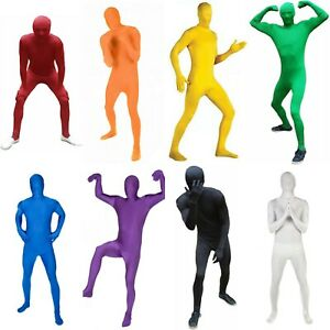 Morphsuit Cheap M Suit Morphsuits Costume Rainbow Stags Festivals Halloween UK