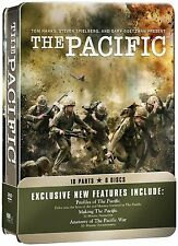 ❏ The Pacific HBO Tin Box DVD + BONUS FEATURES Complete Set Collection ❏ Hanks