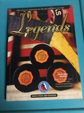 2005 Hockey Hall of Fame Legends Official Program Induction Edition