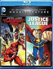 Justice Leage: The Flashpoint Paradox/Justice League: Crisis on Two Earths (Blu-
