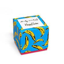 Happy Socks x Andy Warhol Women's Gift Box - 4 Pack