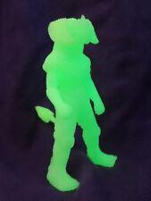 """King Caesar 04 Brillan en Oscuridad BANDAI PVC Mancha figura H3.8"""" Godzilla Kaiju Juguete UK"""