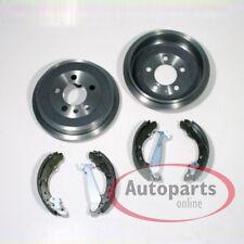 Seat Ibiza [6L 6J] - Bremstrommel Bremsen Bremsbacken Set hinten Hinterachse