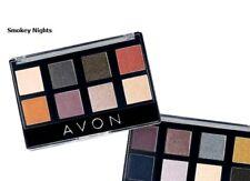 Avon True Color 8 in 1 Eyeshadow Palette SMOKEY NIGHTS Orange Grey Beige Mauve