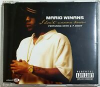 Mario Winans Featuring Enya & P. Diddy – I Don't Wanna Know - CD Single